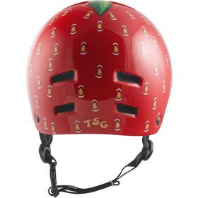 TSG Nipper Mini Graphic Design Fietshelm Kinderen rood